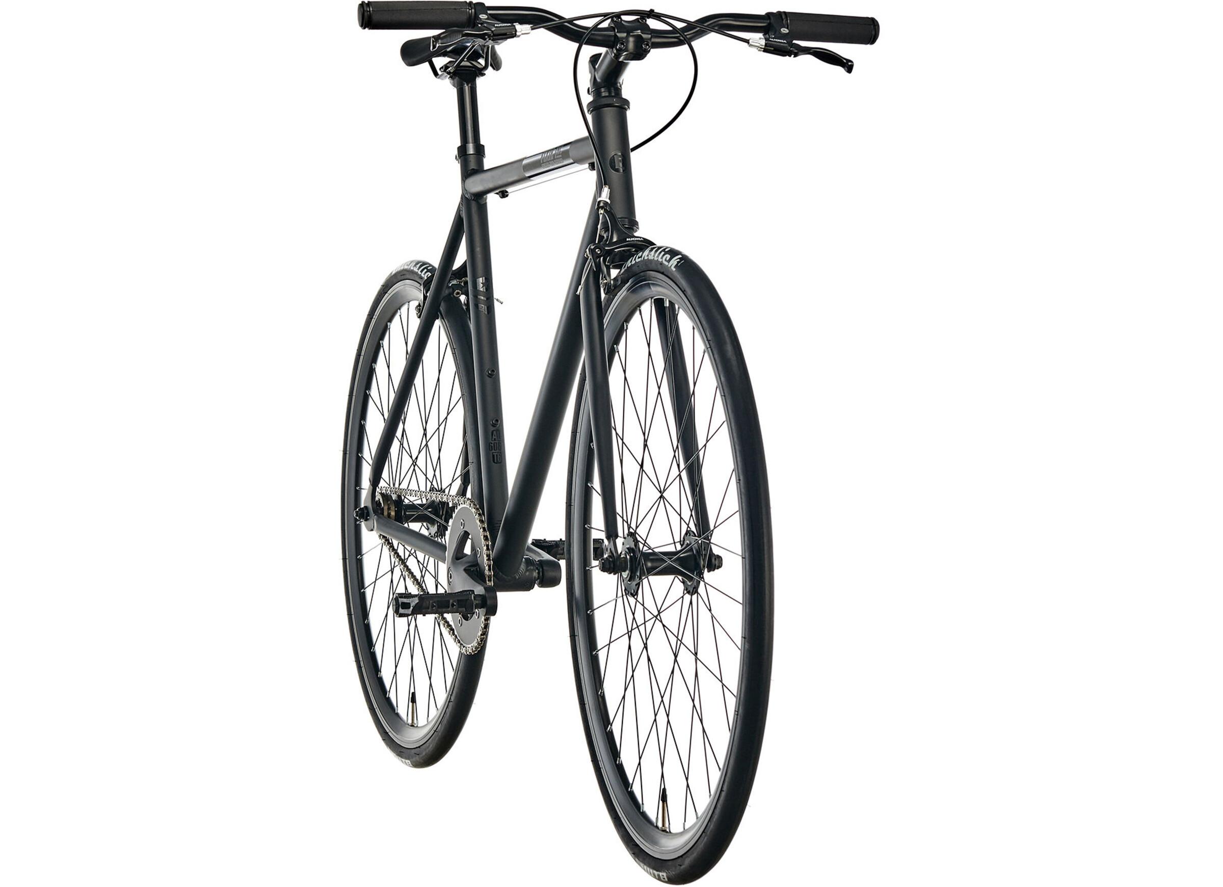 FIXIE Inc. Blackheath Citycykel svart - till fenomenalt pris på Bikester ab8fcbb2bae19